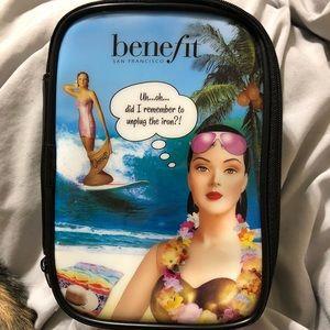 3/$12 Benefit Makeup Bag
